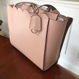 kate spade Bags - New Kate spade large tote bag blush